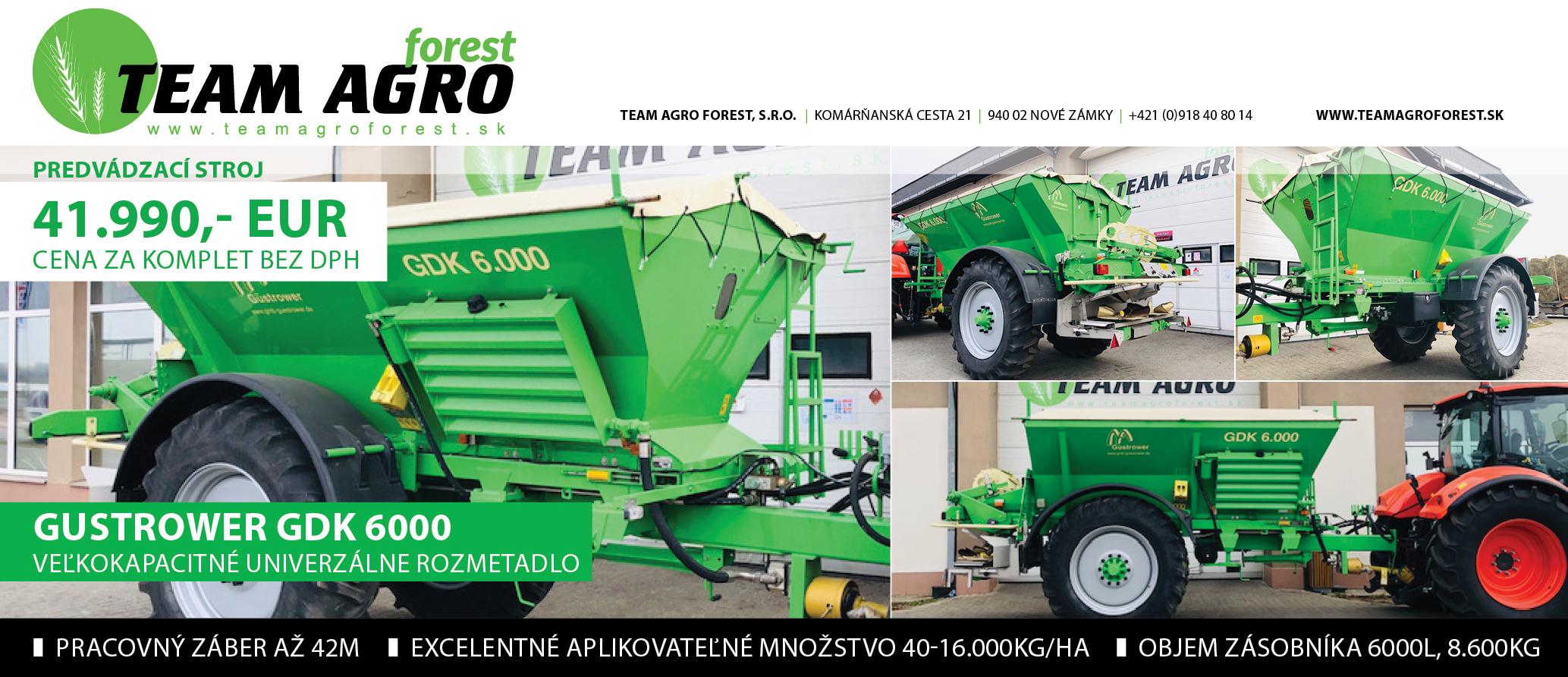 Gustrower GDK 6000